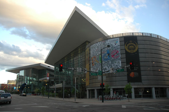 2004 – Colorado Convention Center, Denver