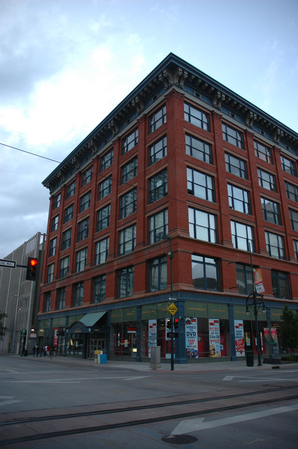 1889 &#8211; Denver Dry Building, Denver