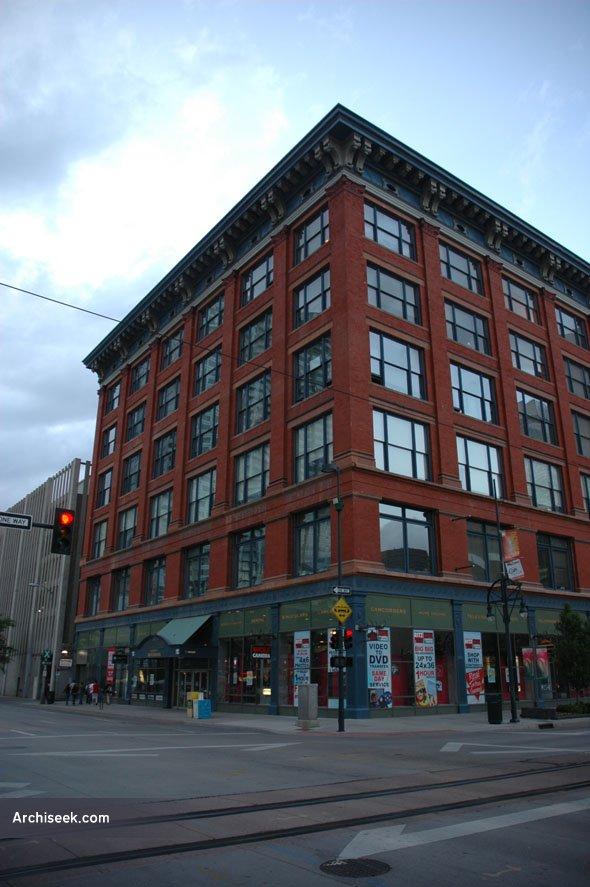 1889 – Denver Dry Building, Denver