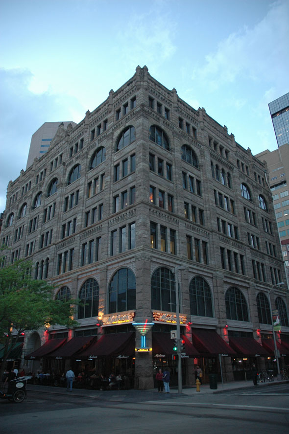 1891 – Kittredge Building, Denver