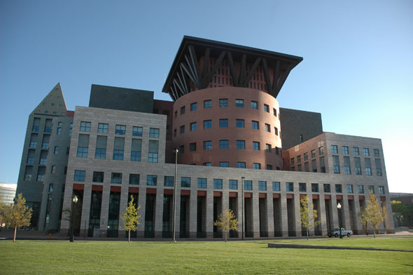 1990 &#8211; Denver Public Library, Colorado