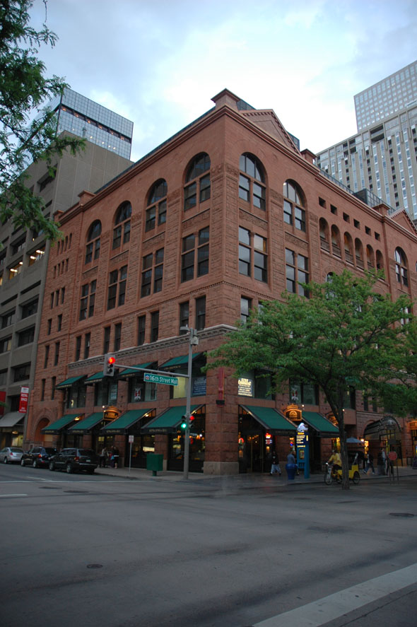 1889 – Masonic Building, Denver