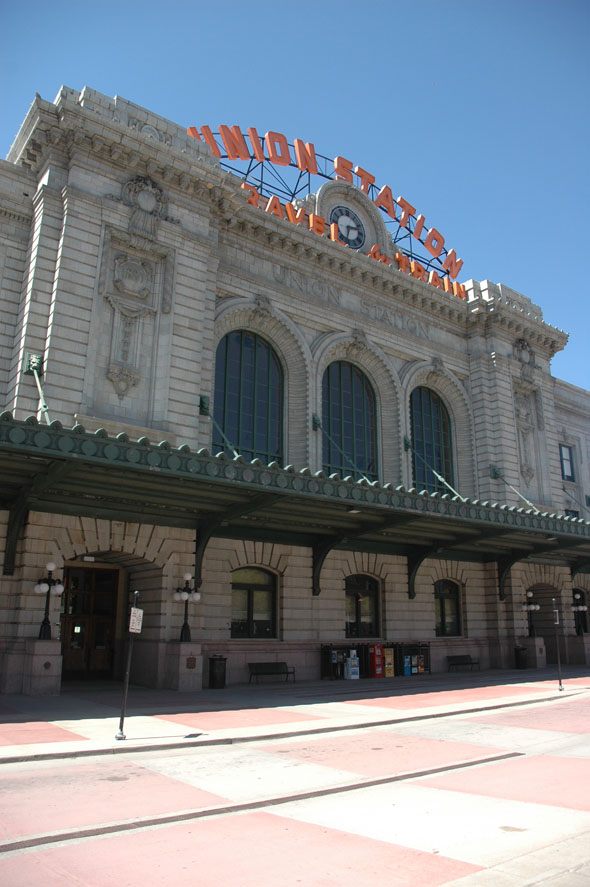 1881 – Union Station, Denver, Colorado