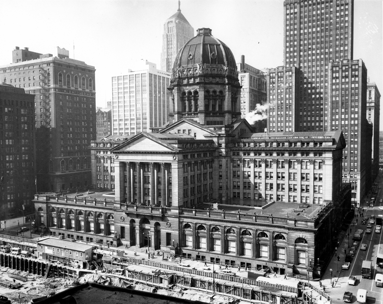 1905 – Federal Court Building, Chicago