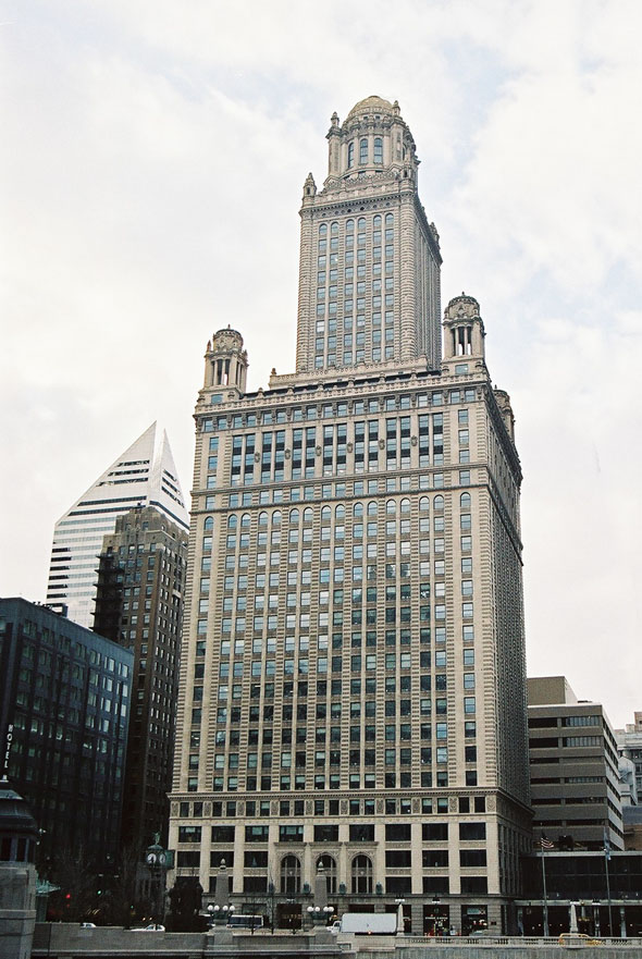 1927 &#8211; 35 East Wacker Drive, Chicago, Illinois