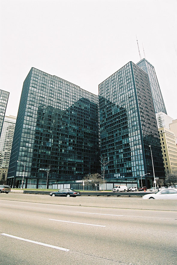 1956 – 900-910 Lake Shore Drive, Chicago, Illinois