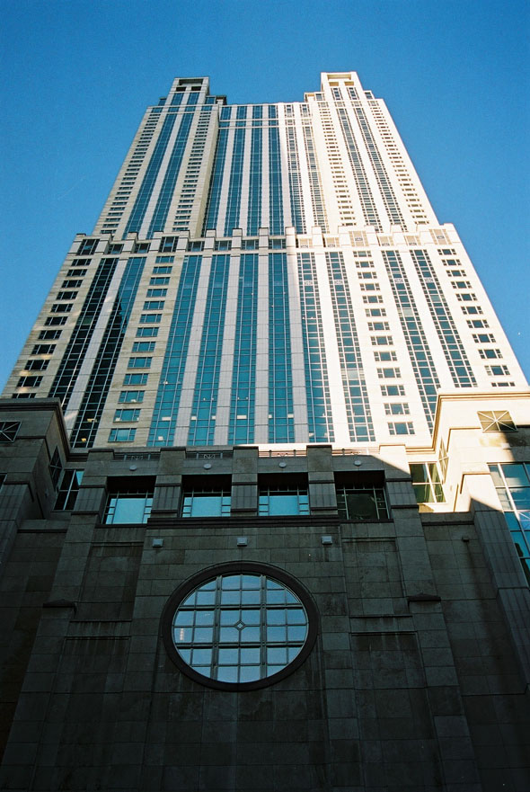 1989 &#8211; 900 North Michigan, Chicago, Illinois