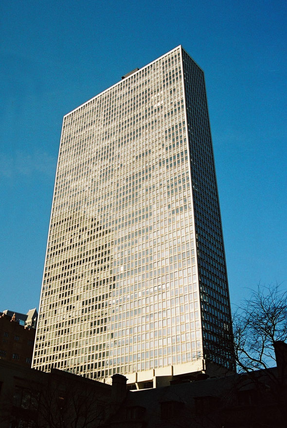 1973 – Elysées Condominiums, Chicago, Illinois
