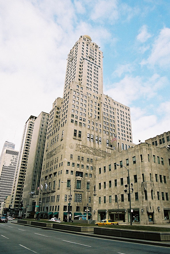 1929 – Hotel Intercontinental, Chicago, Illinois