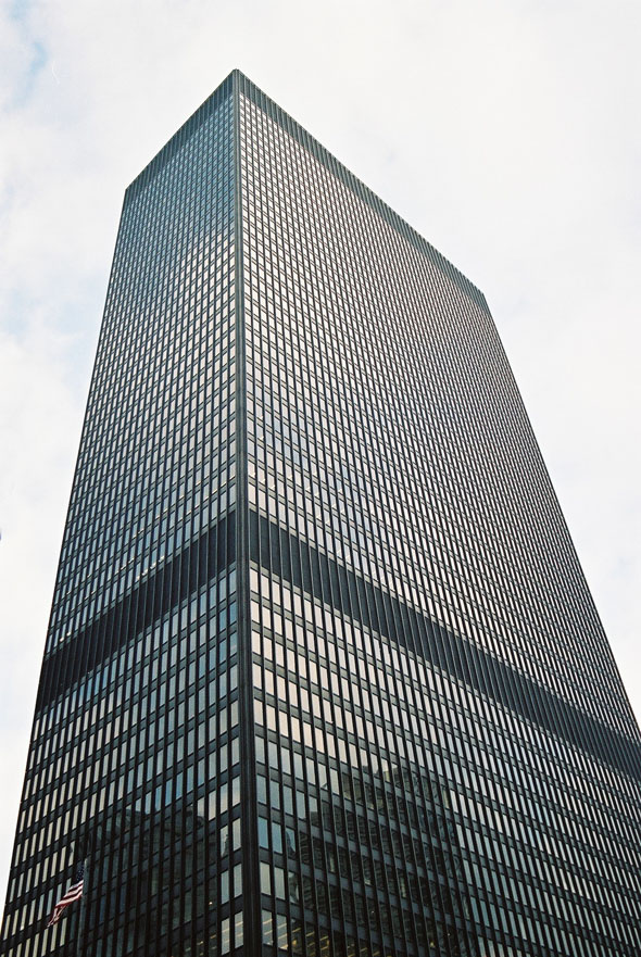 1971 – IBM Building, Chicago, Illinois