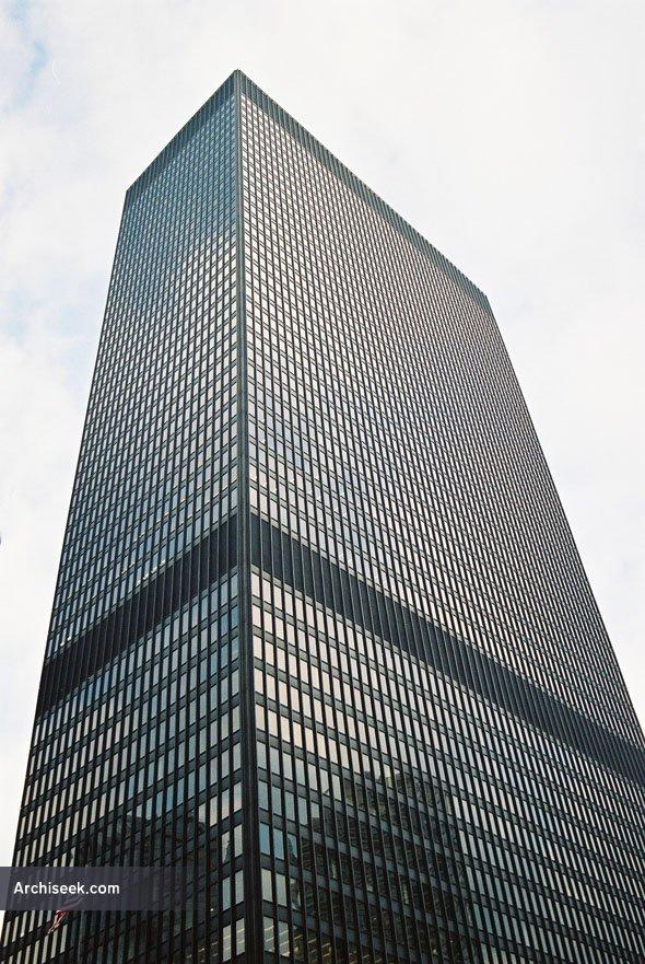 1971 – IBM Building, Chicago, Illinois