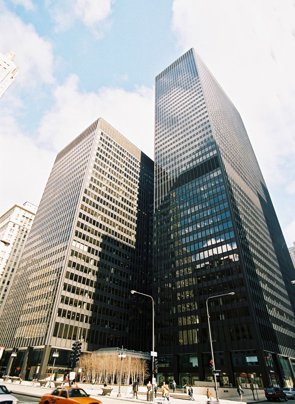 1985 – Michigan Plaza South, Chicago, Illinois