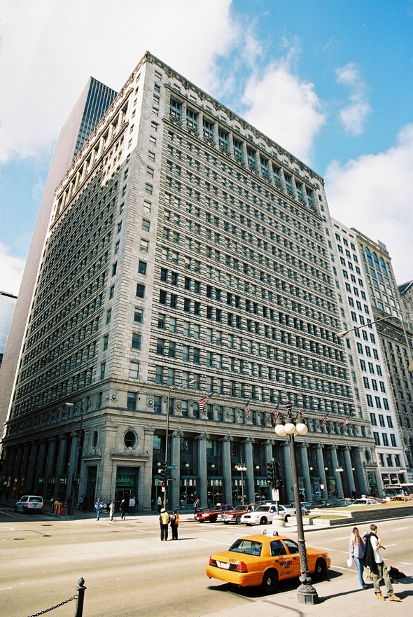 1911 – People's Gas Building, Chicago, Illinois