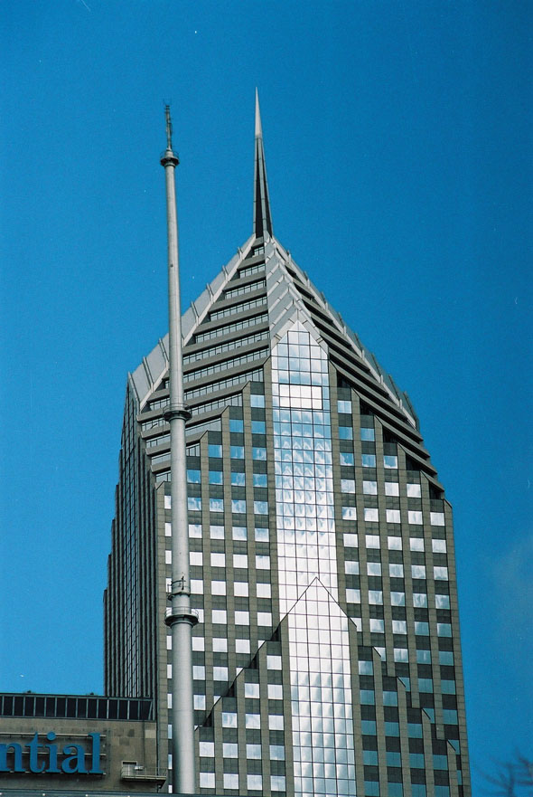 1990 – Two Prudential Plaza, Chicago, Illinois