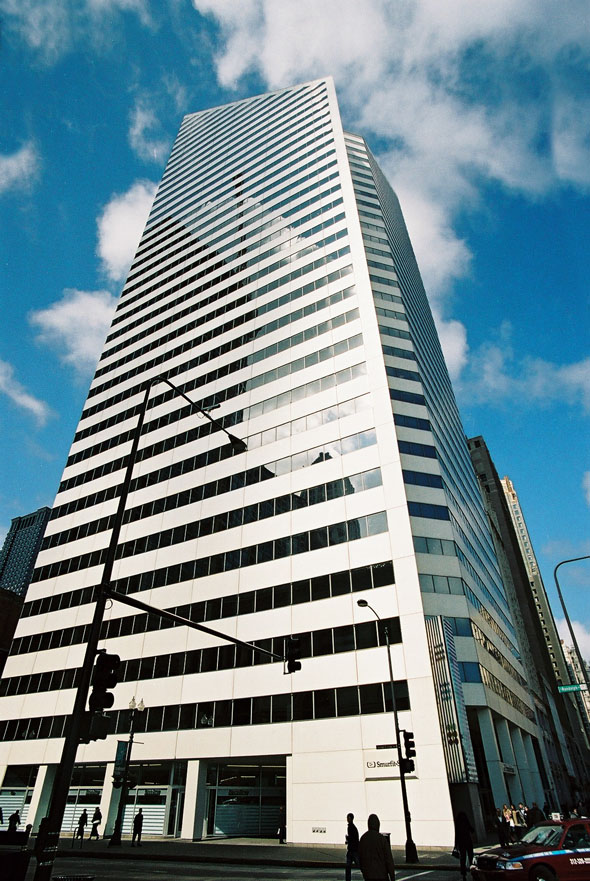1984 – Smurfit-Stone Building, Chicago, Illinois