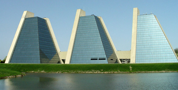1972 &#8211; The Pyramids, Indianapolis, Indiana
