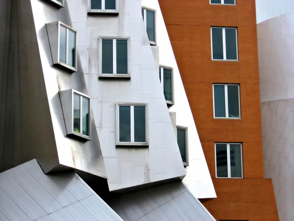 2004 – Ray and Maria Stata Center, MIT, Boston, Massachusetts