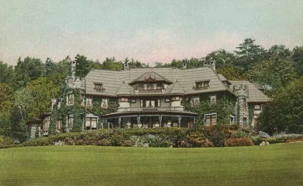1890 &#8211; Belvoir Terrace, Lenox, Massachusetts