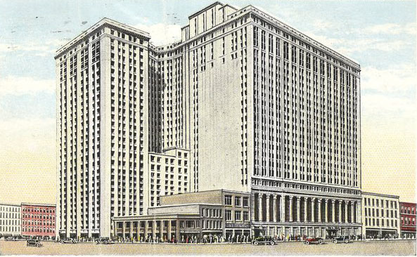 1930 – First National Building, Detroit, Michigan