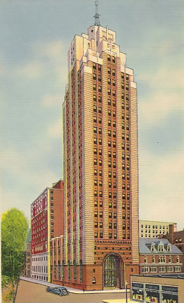 1931 – Olds Tower, Lansing, Michigan