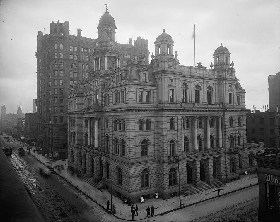 1889 – Post Office, Minneapolis, Minnesota