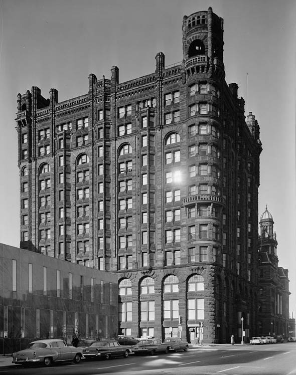 1890 &#8211; Metropolitan Building, Minneapolis, Minnesota