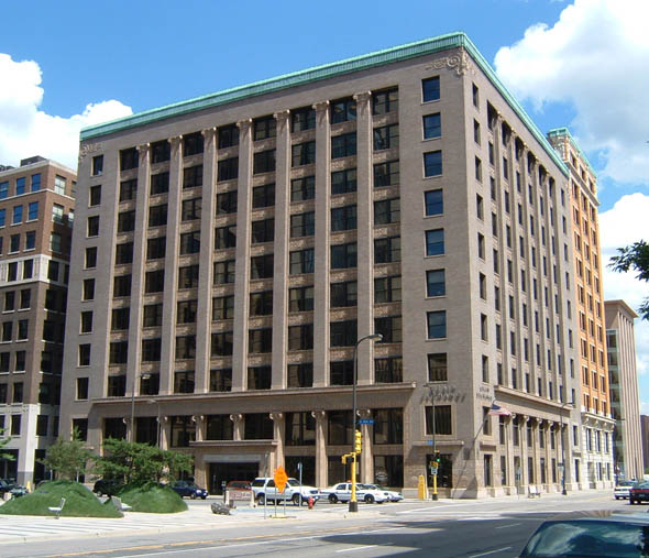 1902 – Minneapolis Grain Exchange, Minnesota