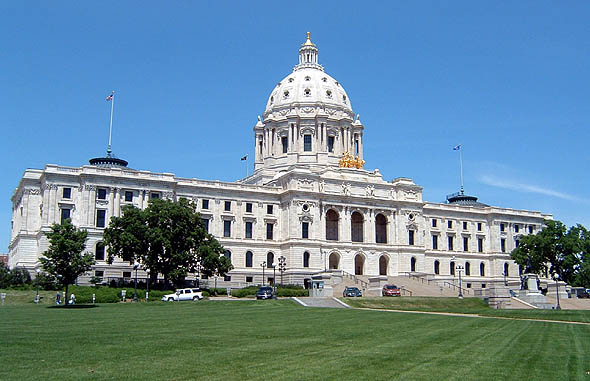 1905 &#8211; State Capitol, St. Paul, Minnesota