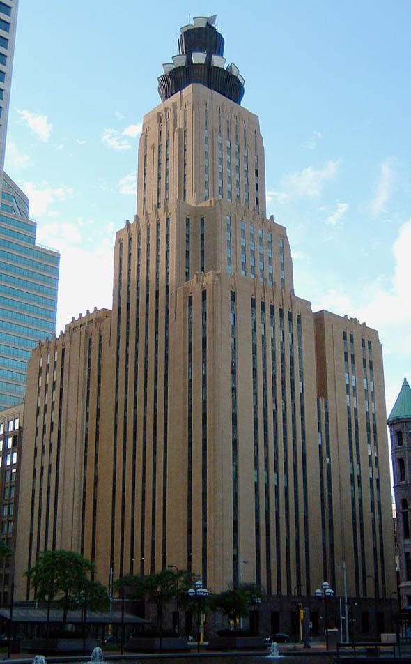 1932 – Qwest Building, Minneapolis, Minnesota
