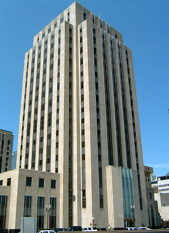 1932 – St. Paul City Hall, Minnesota