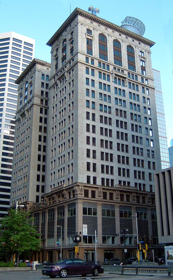1915 &#8211; 501 Marquette (Soo Line Building), Minneapolis, Minnesota