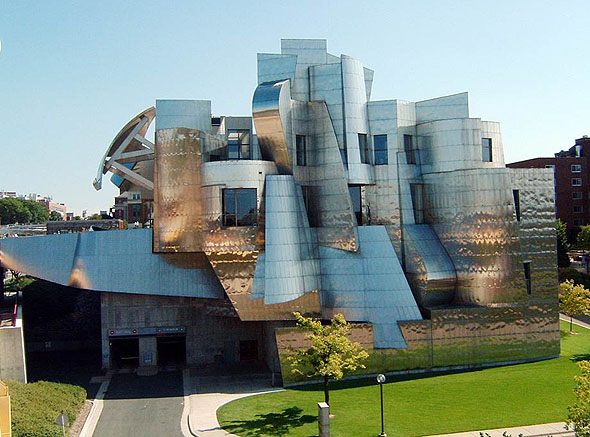 1993 – Weisman Art Museum, Minneapolis, Minnesota