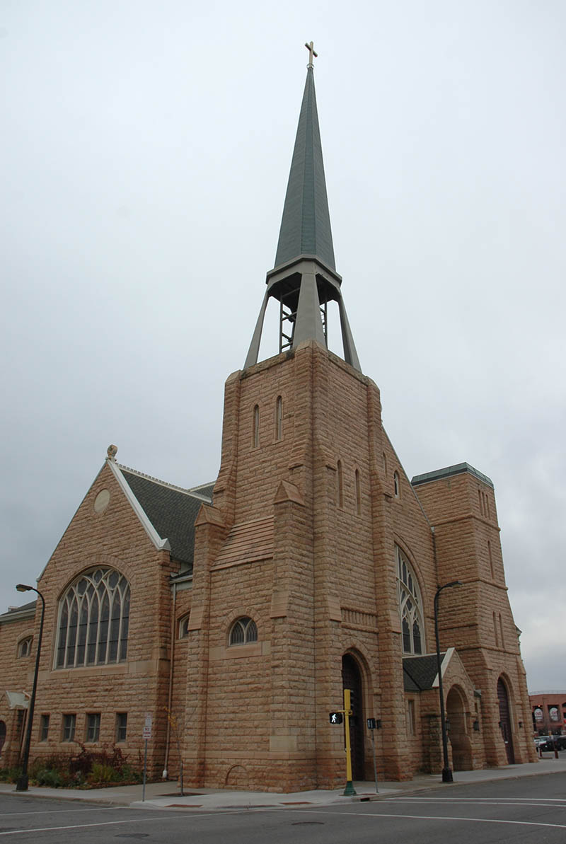 1885 – First Baptist Church, Minneapolis, Minnesota