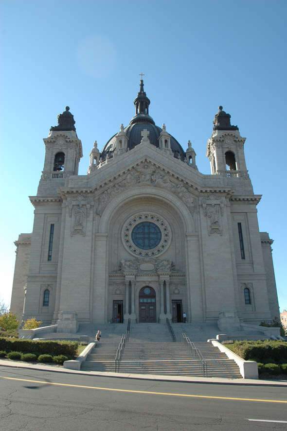 1915 – St. Paul Cathedral, St. Paul, Minnesota
