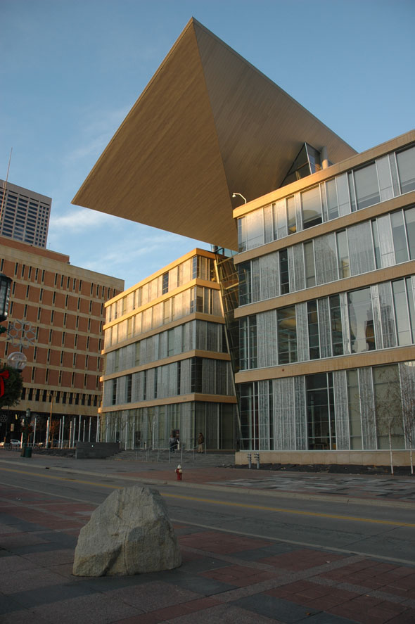 2006 – Minneapolis Central Library