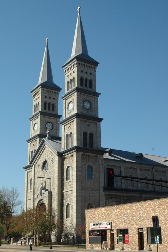1874 &#8211; Church of the Assumption, St. Paul, Minnesota