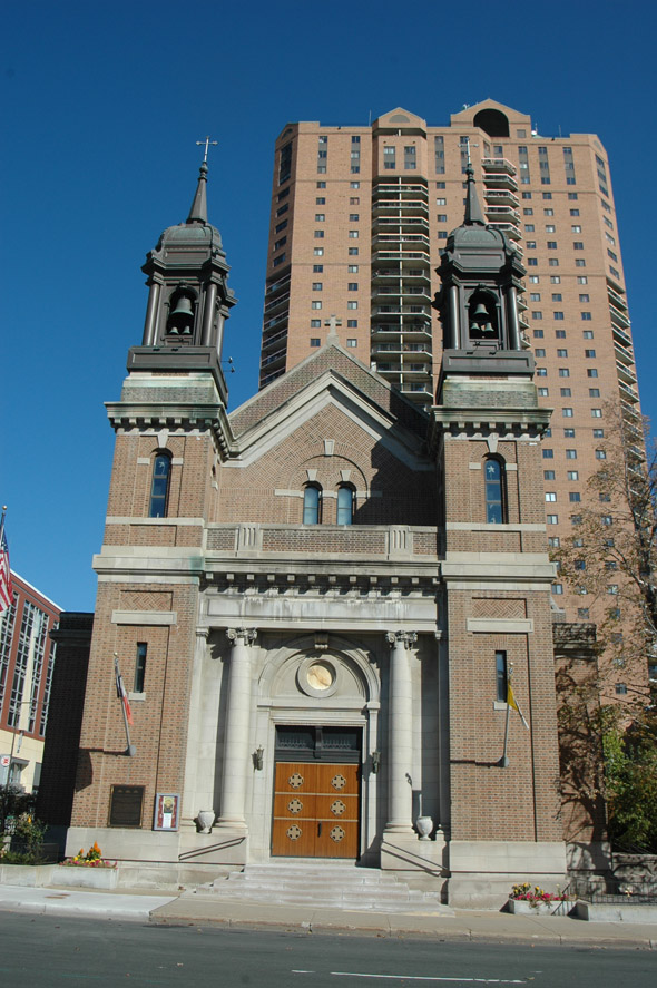 1909 &#8211; St. Louis Church, St. Paul, Minnesota