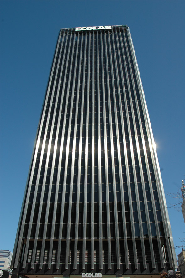 1968 – Ecolab Corporate Center, St. Paul, Minnesota