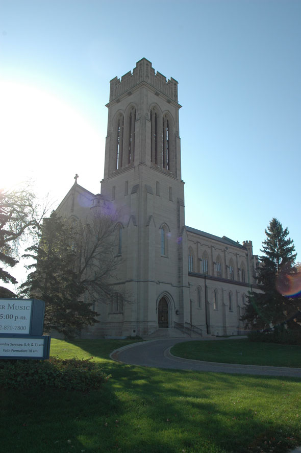 1910 – St. Mark's Episcopal Cathedral, Minneapolis, Minnesota