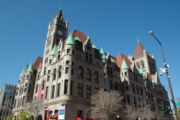 1902 – Landmark Center, St. Paul, Minnesota