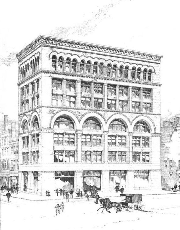 1889 – Bell Telephone Company, St. Louis, Missouri