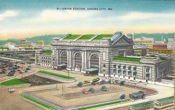 1914 – Union Station, Kansas City, Missouri