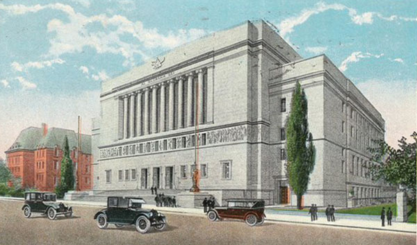 1924 – Scottish Rite Cathedral, St. Louis, Missouri