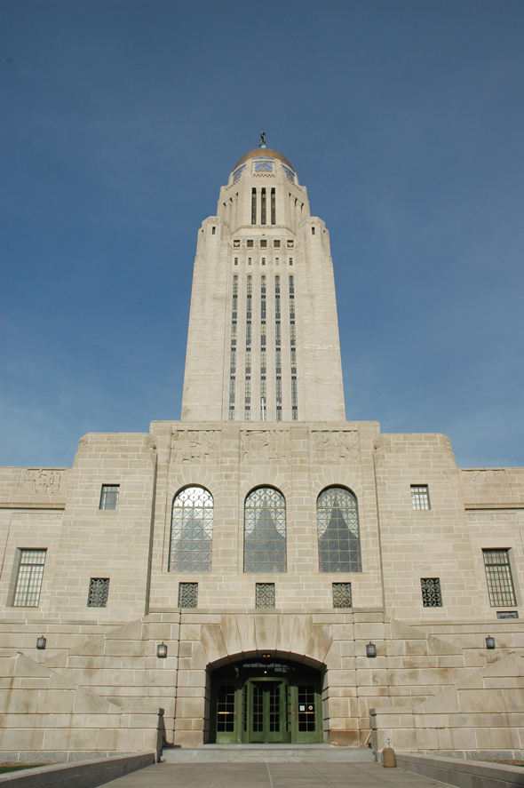 1932 &#8211; State Capitol, Lincoln, Nebraska