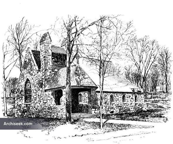 1892 – Church, Short Hills, New Jersey