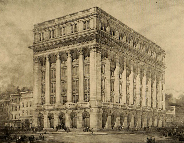 1903 – Mutual Life Insurance Company Building, Newark, New Jersey