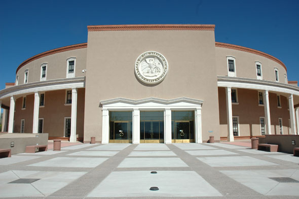 1966 – State Capitol, Santa Fe, New Mexico