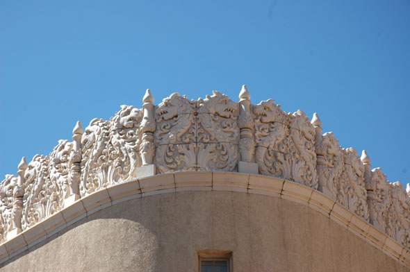 1931 – Lensic Theater, Santa Fe, New Mexico