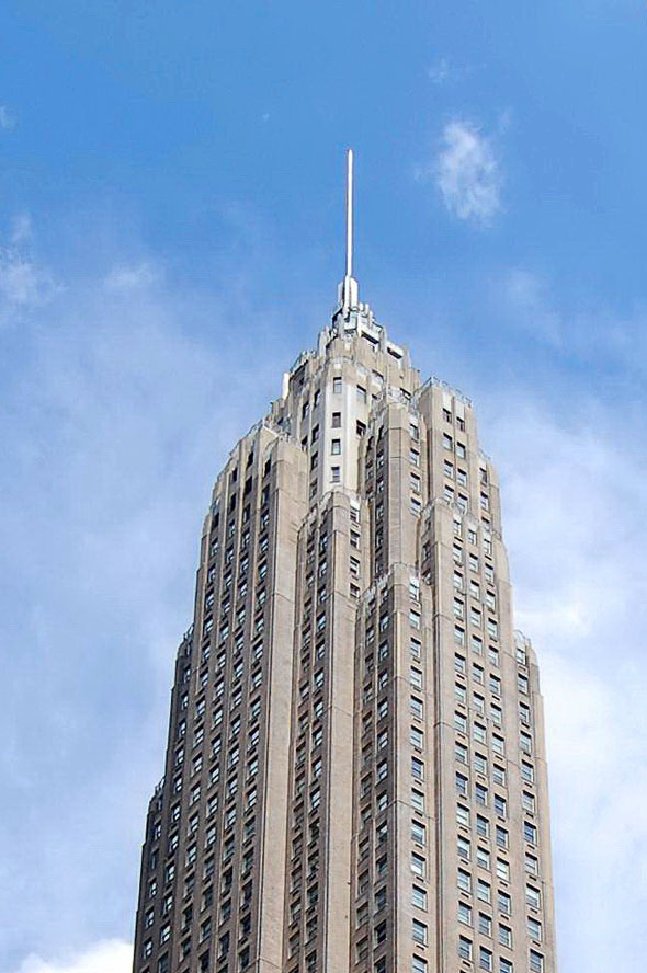 1932 – American International Building, New York