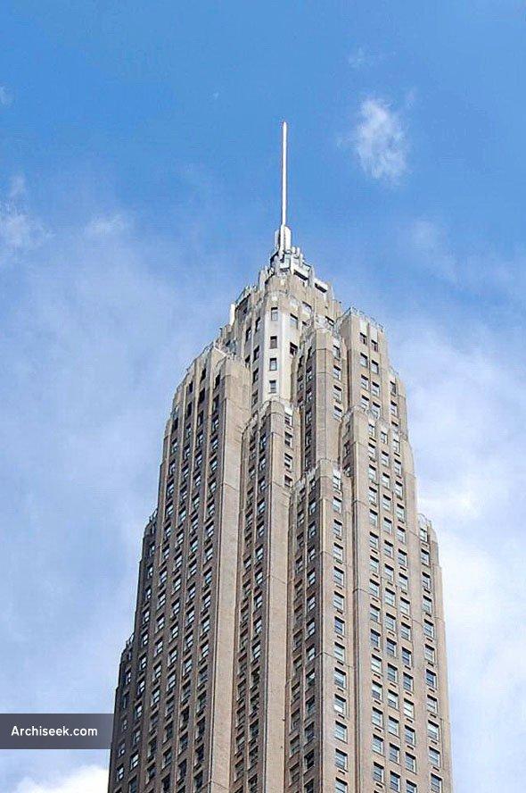 1932 – American International Building, New York
